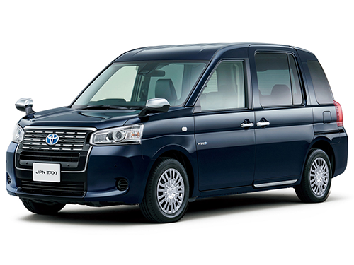さくらタクシー ジャパンタクシー