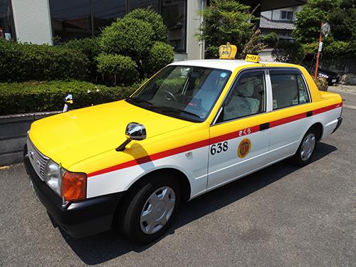 さくらタクシー トヨタ コンフォート